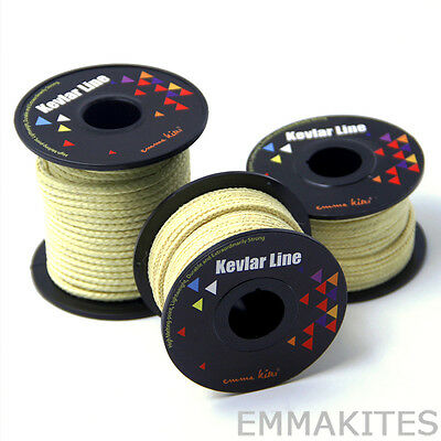 Strong Roll 100ft 200ft Line Cord Sewing Thread Heat Resistant Test 100 1000lb