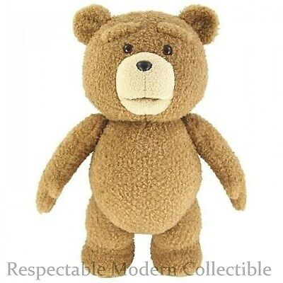 TED MOVIE 24-INCH CLEAN PG TALKING PLUSH TEDDY BEAR - OFFICIALLY LICENSED - NEW