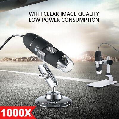 USB Digital Mikroskop 1000X Zoom Elektronische Endoskop Kamera Camera Tragbare # - Digital Usb