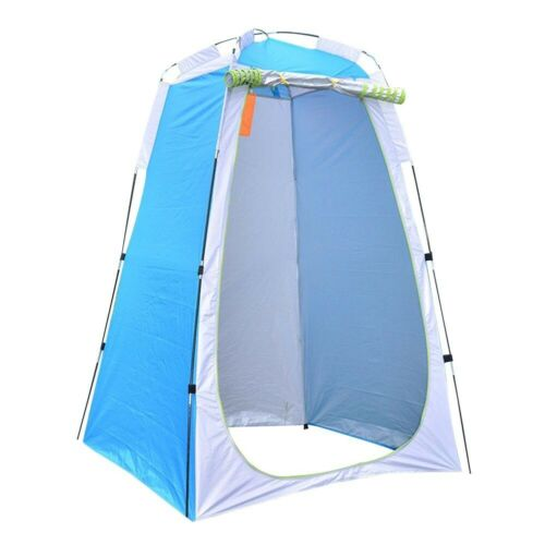 PORTABLE POP UP TENT OUTDOOR CAMPING TOILET SHOWER FOR CHANGING PRIVACY ROOM