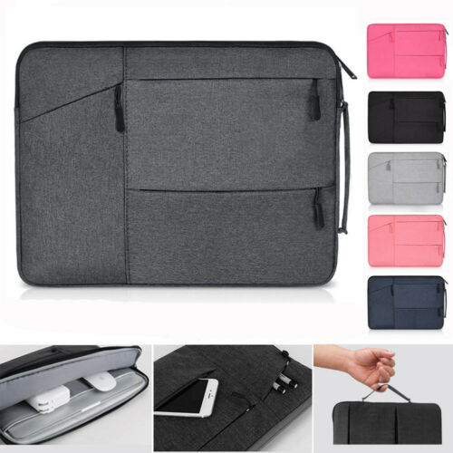 "For 11""13""15.6"" Macbook Air Pro Notebook Laptop Sleeve Case Bag Soft Cover Computers/Tablets & Networking"