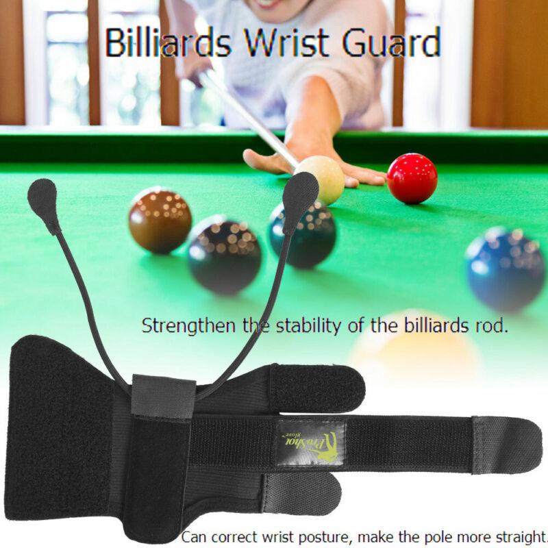 Billiards Snooker Pool Correcting Practice Training Glove Wrist Lock Guard Glove