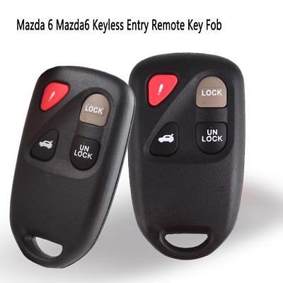 2003 2004 2005 Mazda 6 Mazda6 Keyless Entry Remote Key Fob Transmitter US Ship