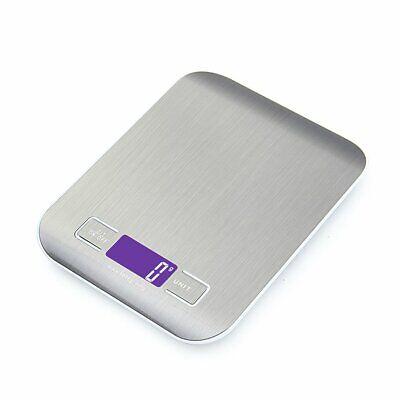 GPISEN Bilancia da Cucina Smart Digitale con Funzione Tare5kg/11 lbs Professi...