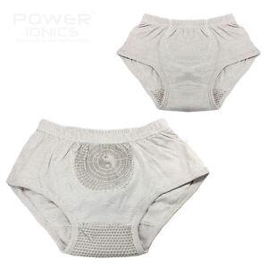 New-Power-Man-039-s-Women-039-s-Tourmaline-Far-Infrared-Ray-Health-Care-Underware-Briefs