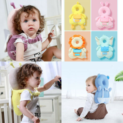 US Head Safety Protector Pad Baby Toddler Walker Infant Talking Backpack Cushion
