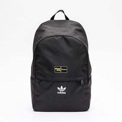 336b564b49e5 Adidas Originals Men s Sonar Barcelona Backpack Rucksack Bag - Black -  BP7155