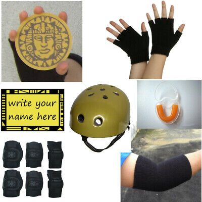 Costumes & Accessories (Legends Of The Hidden Temple Accessories (Choose Your Product))