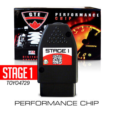 Power Chip - Performance Tuner Chip & Power Programmer Module for Toyota Tacoma 1996-2018