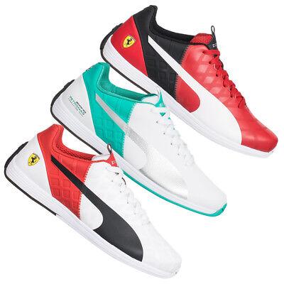 PUMA Sneaker Ferrari Mercedes Evo 1.4 Speed Scuderia AMG Schuhe Formel 1 neu online kaufen
