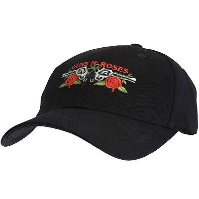 Guns N Roses - Logo Baseball Cap