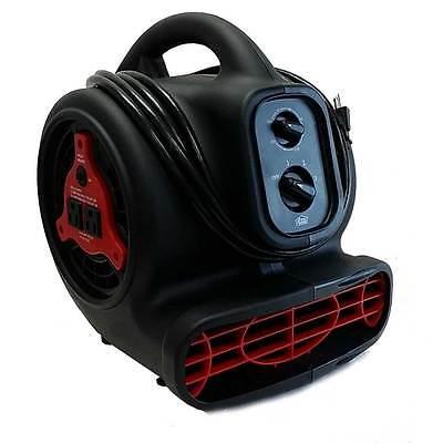 Xtreme Garage Air Mover 2 Outlets Dryer 18 Hp P-200at- Manufacturer Refurbished