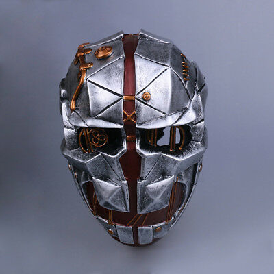 Dishonored Mask Corvo Attano Mask Cosplay Costume Helmet Resin Halloween Mask - Dishonored Halloween Mask