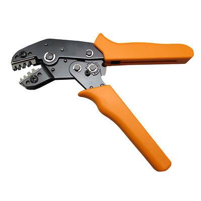 Crimping Tool Crimper Plier Ratcheting For Jst Dupont Connector Awg28-16 2.54mm