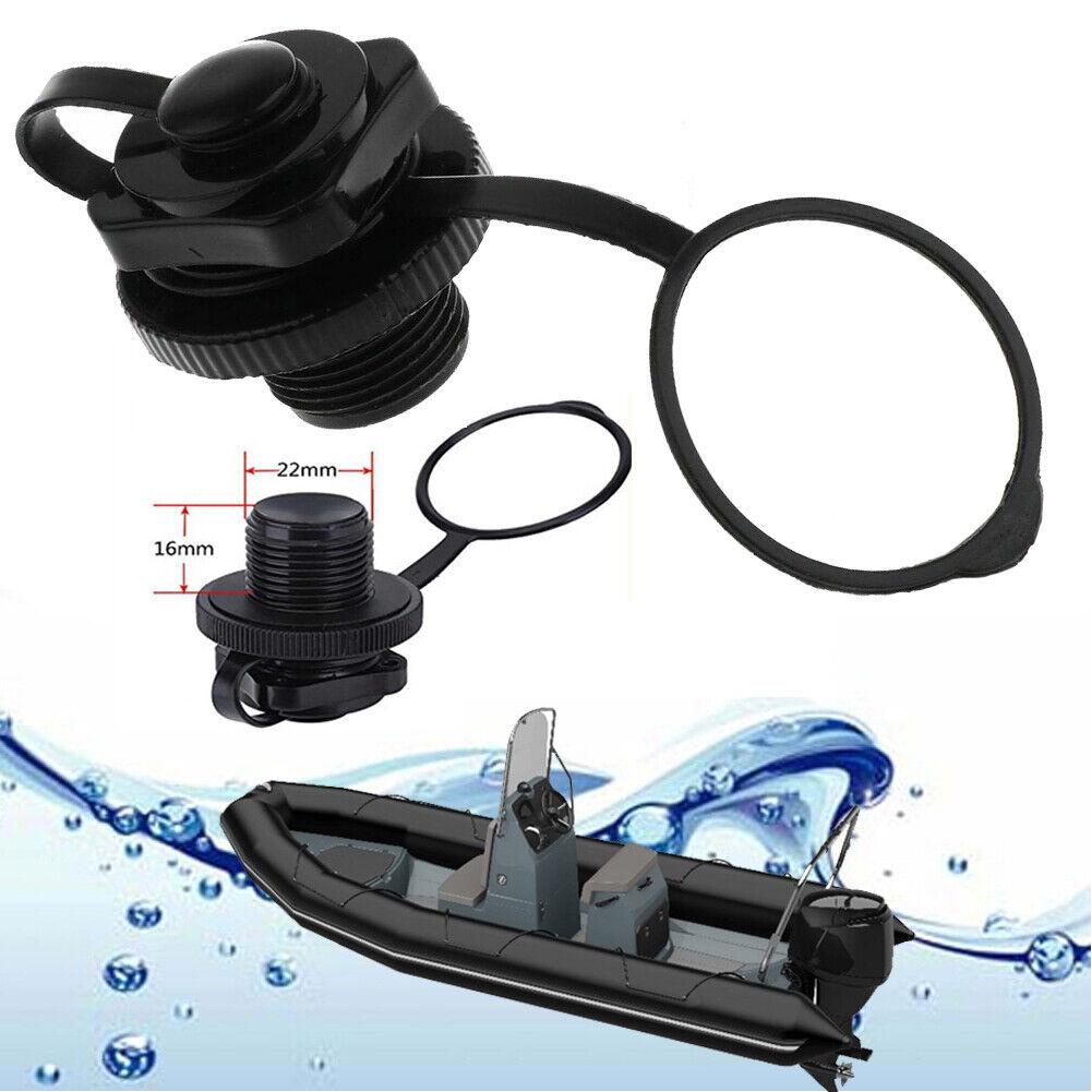 Schlauchbootventil Schraubventil Luftventil Ventil für Schlauchboot Kanu Kajak