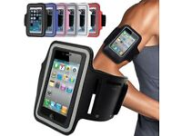 Sport Running Jogging Gym Arm Band Case Cover Holder for iPhone, Samsung, HTC, NEC, iPod JobLot