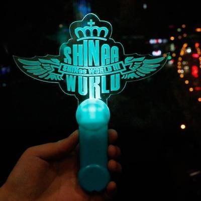 KPOP SHINEE Lightstick Glowing Lamp Light Stick SHINee World Concert Fans JZUS2