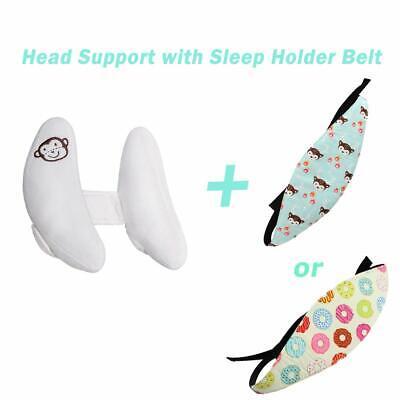 Adjustable Toddler Headrest & Head Support Band,Best Headrest for Car