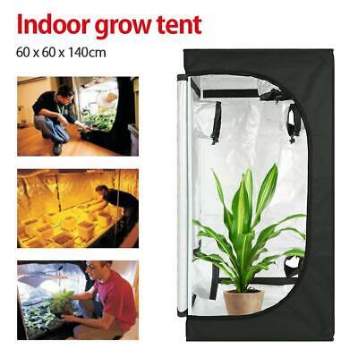 60cm*60cm*140cm Indoor Grow Box Tent Bud Dark Room for Hydroponic Growing Room