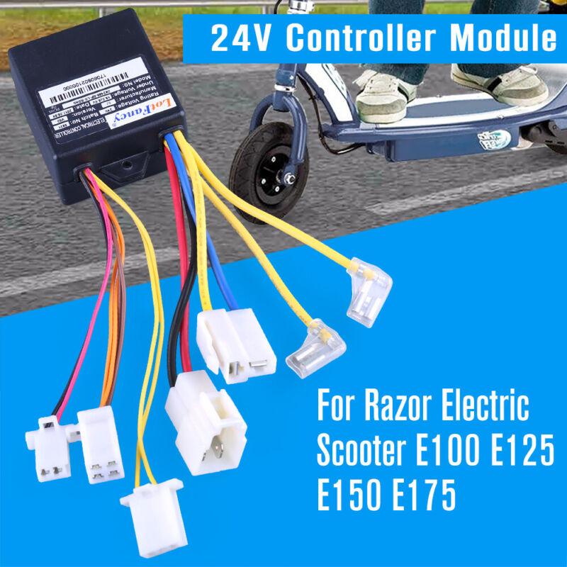 24V Controller for Razor E100 E125 E150 E175 ZK2400-DP-LD (ZK2400-DP-FS) US Ship