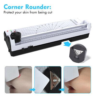 Joyous 4 In 1 Laminator Laminating Machine Set With Paper Trimmer Cutter Corner