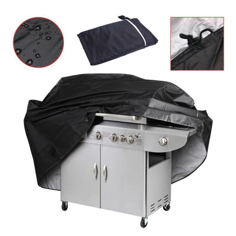 Schutz Rechteck BBQ Ofen Abdeckung Picknick Camping Wasserdichte Beschützer