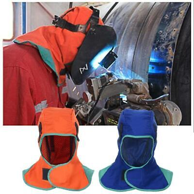 Us Solar Auto Darkening Filter Lens Welder Leather Hood Welding Helmet Mask Head