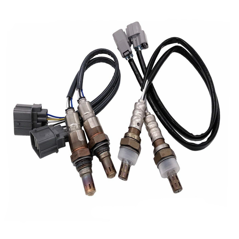 4X Up+Downstream Oxygen Sensor For Acura MDX RL3.5L/2003