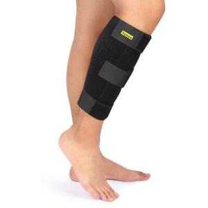 3762199edf9374 Yosoo Calf Brace Compression Shin Splint Sleeve Support Leg Wrap Pain Relief