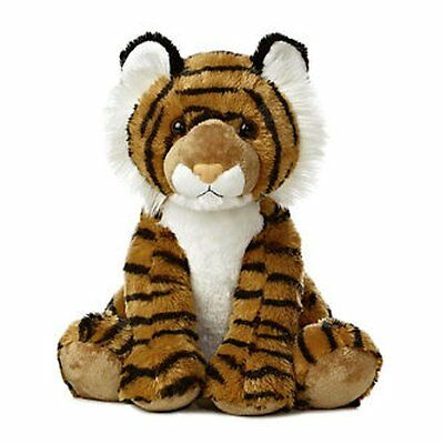 BENGAL TIGER Stuffed Animal Plush, 12