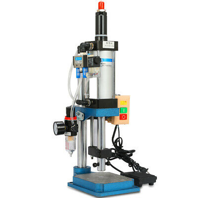 Top 110v Pneumatic Punch Press Machine 200kg Desktop Punching Machine