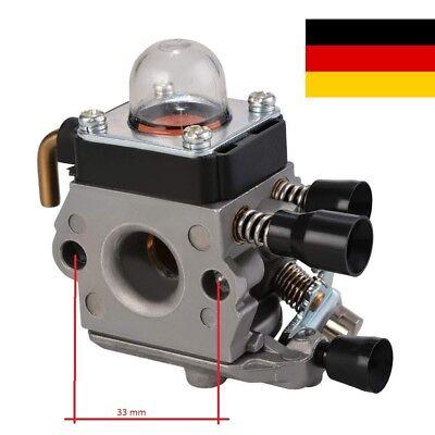 STIHL Vergaser für FS38 FS45 FS46 FS55 FS74 FS75 FS80 FS85 HL45 HL75 HS70 HS74