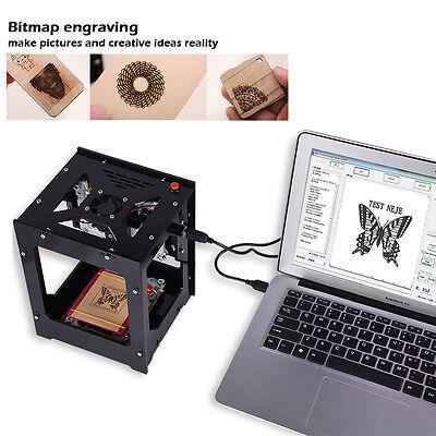 1500mw Bluetooth Laser Engraving Machine Depth Engrave F Woodplasticrubber Is