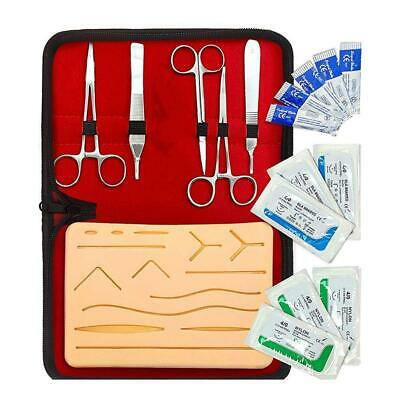 Suture Training Kit Surgical Skin Operate Practice Medical Pad Tools Simulation