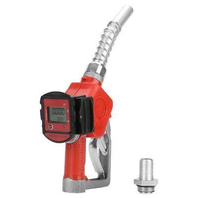 Digital Fuel Oil Diesel Kerosene Gasoline Nozzle Gun With Flow Meter Ce