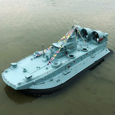 HG-C201 RC 1/110 Luftkissenboot Hovercraft Schiff Boat Kriegsschiff RTR