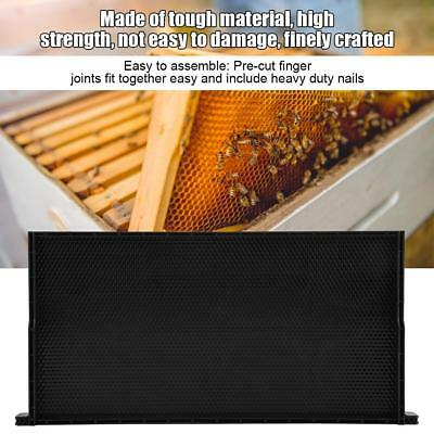 Auto Honey Beehive Frames Beekeeping Kit Bee Hive King Box Pollination Box A