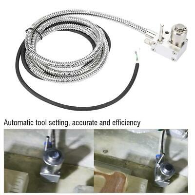 Cnc Automatic Tool Setting Gauge Z Axis Tool Presetter With Stroke Protection Ub