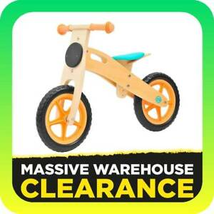Wooden Balance Bike RRP $69 Tullamarine Hume Area Preview