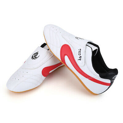 Men/Women Taekwondo Boxing Kung Fu Tai Chi Sports Gym Shoes Non-slip 36 Durable