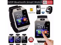 Smart Watch For Android Samsung, HTC, iPhone iOS + Camera SIM