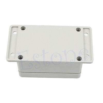 Waterproof Ip66 Box Plastic Electronic Project Enclosure Case Cover 100x68x50mm