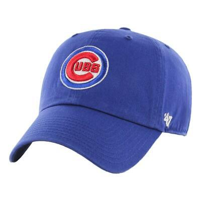 47 Brand Chicago Cubs Clean Up Cap - Royal Blue