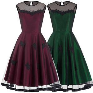 T vintage r tro ann es 50 de 60 femme au foyer robe for Femme au foyer annees 50