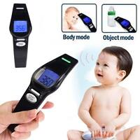 Non-contact Body Skin Infrared Ir Digital Thermometer For Baby Kids Adult Cv - ayb - ebay.co.uk