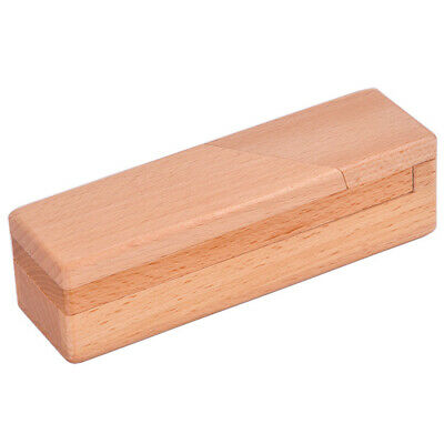 Wooden Magic Mysterious Intelligence Brain Teaser Secret Opening Puzzle Box NEW](Box Puzzle)