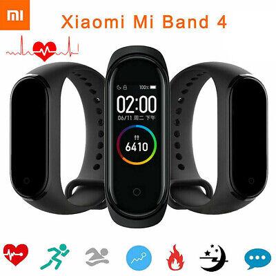 Original NEW Xiaomi Mi Band 4 Fitness Pedometer Heart Rate Smart Watch GEN 4 - Heart Rate Pedometer