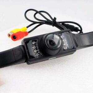 Car Rear View Camera, Reversing, Backup, Parking, License Plate Night Vision Camera
