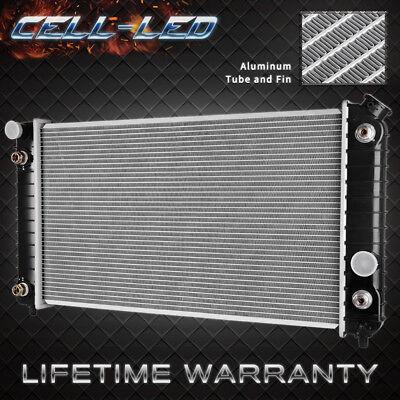 Radiator for GMC Chevrolet fits Blazer C1500 S10 Jimmy Sonoma 1826 V6 4.2L 4.3L