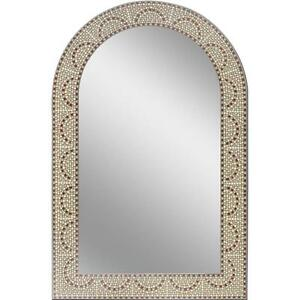Http Www Ebay Com Itm Earthtone Mosaic Arch Frameless Bathroom Wall Mirror Decorative Home Accent 9651 171037254499
